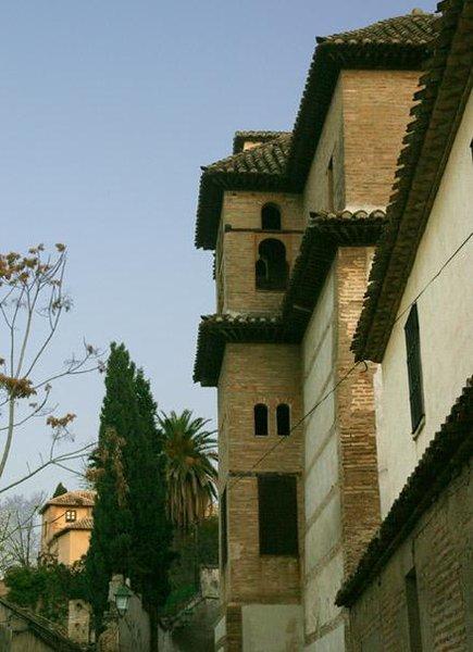 Albaycín (antiguo barrio árabe)