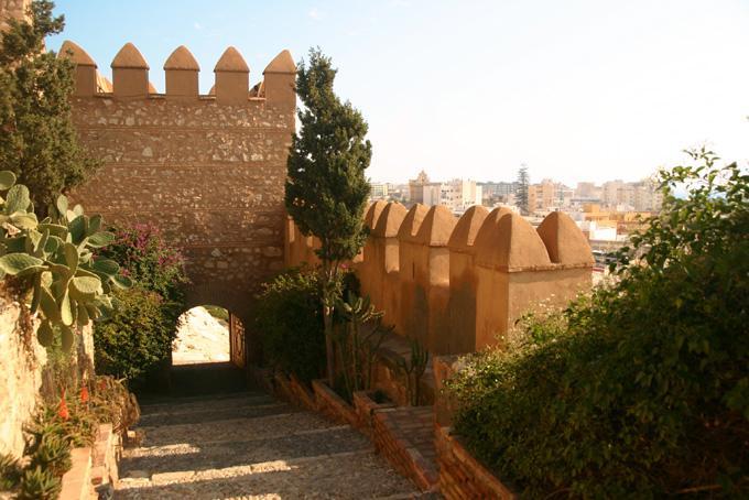Hamelin: Tour por la Alcazaba de Almería - Actividad  (Almería)