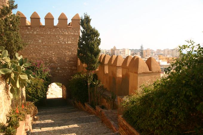 Tour por la Alcazaba de Almería
