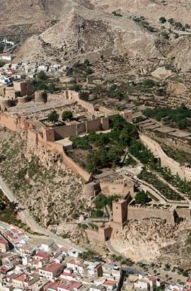 Recinto Monumental de la Alcazaba