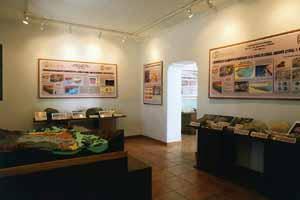Aula Museo de Geología de La Cuenca de Sorbas