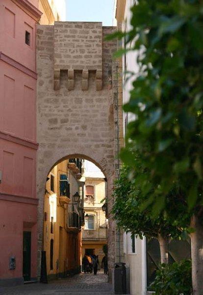 Barrio del Pópulo