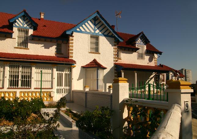 Barrio Reina Victoria