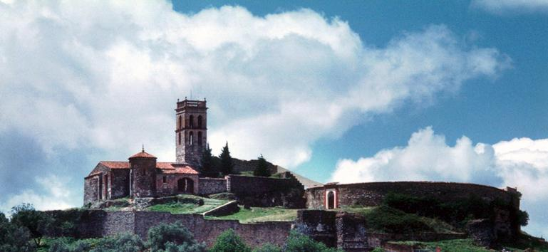 Castillo Mezquita
