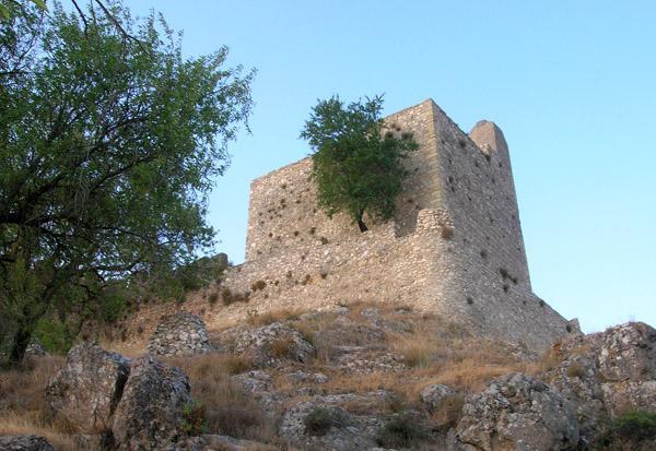 Castillo de Moclín