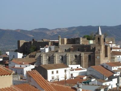 Castillo de Aroche - Web oficial de turismo de Andalucía