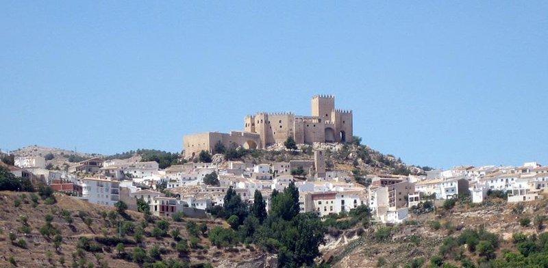 El Castillo de Los Fajardo