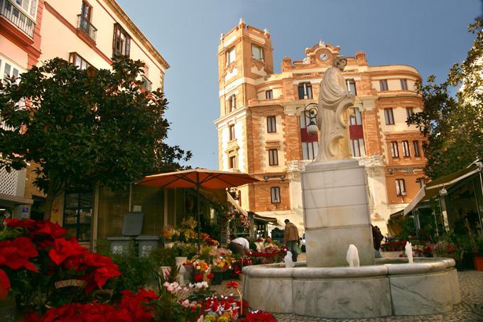 Plaza de las Flores