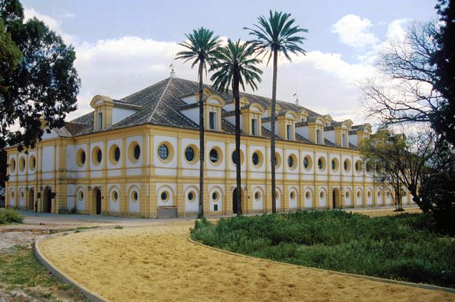 Fundación Real Escuela Andaluza Del Arte Ecuestre Official Andalusia Tourism Website