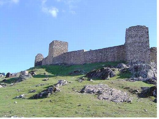 Castillo de Aracena