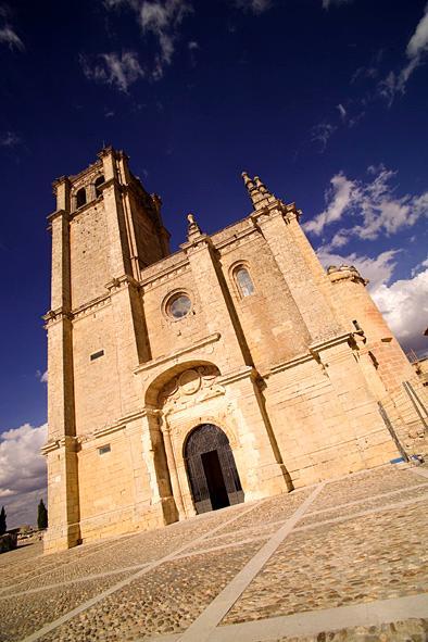 Iglesia Mayor Abacial