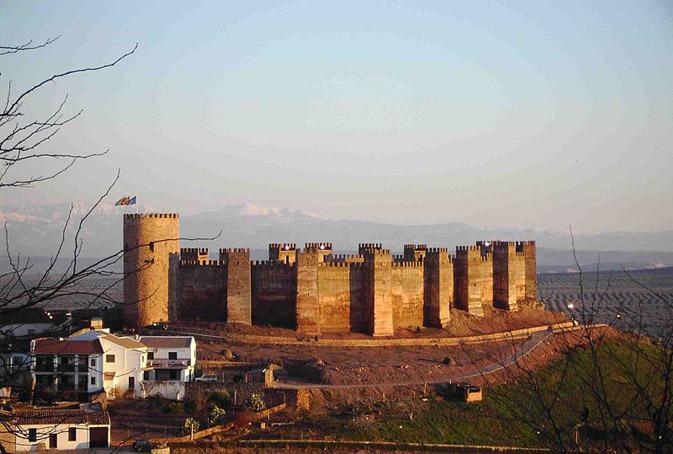 Castillo de Baños