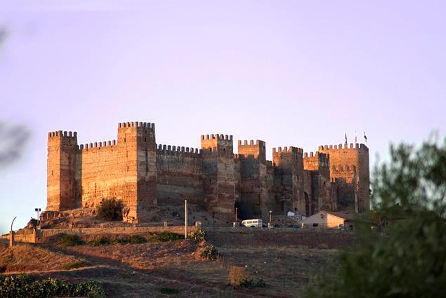 Castillo de Bury Al-Hamma