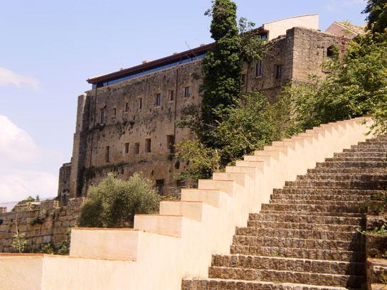 Monasterio de Caños Santos