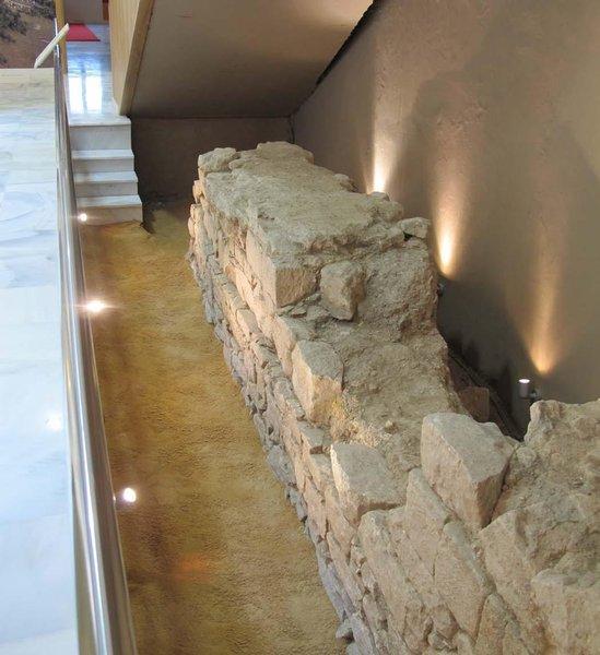 Restos arqueológicos (s. II)