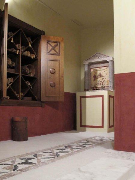 Casa romana: Larario