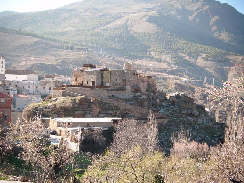 Castillo de Bacares
