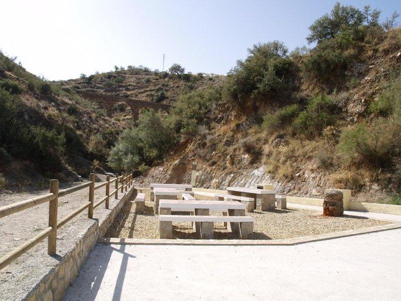 Acueducto Romano de Albánchez