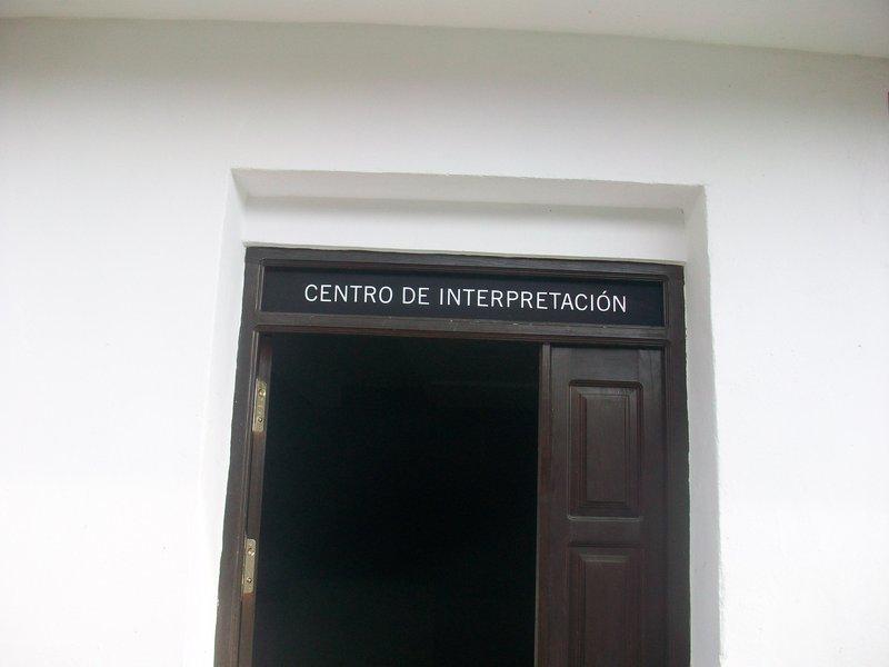 Centro de Interpretación de la Historia a la Leyenda
