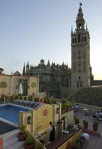 Hamelin: Aperitivo a la sombra de la Giralda  - Actividad  (Sevilla)