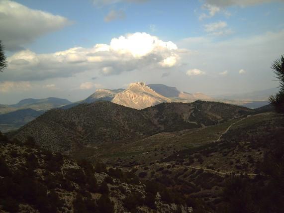 Sierra María-Los Vélez