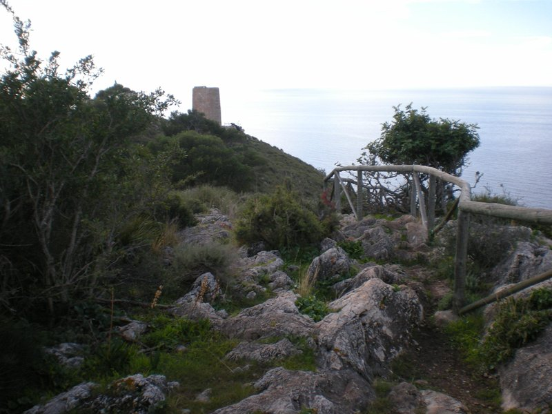 Paraje Natural Acantilados de Maro-Cerro Gordo