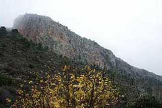 Falla de la Sierra de Camorro