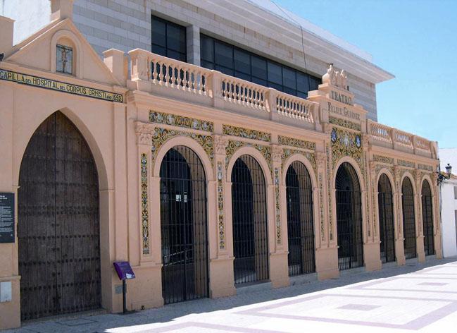 Teatro Felipe Godínez