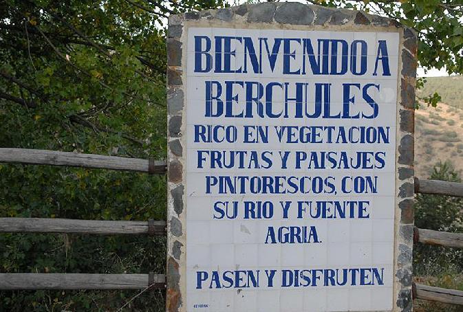 Los Bérchules
