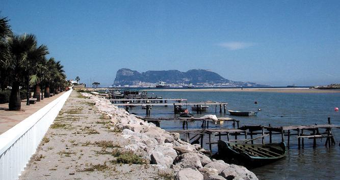 Campo de Gibraltar/Los Alcornocales