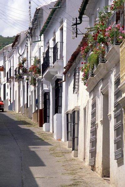 Pueblos Blancos/Sierra de Grazalema