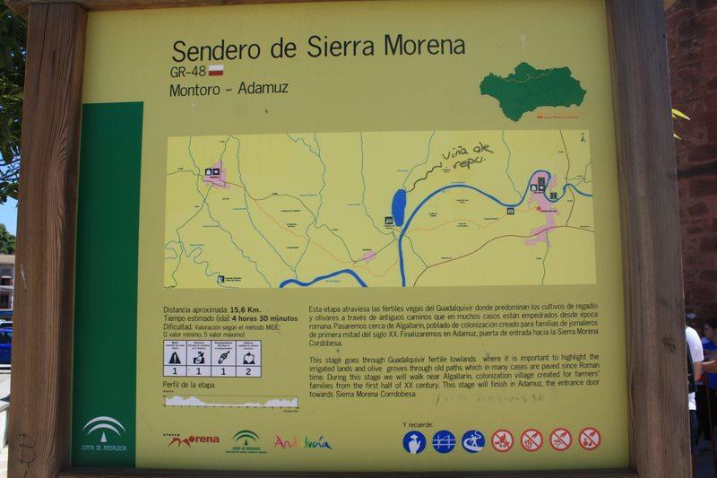 Sendero de Sierra Morena - GR 48