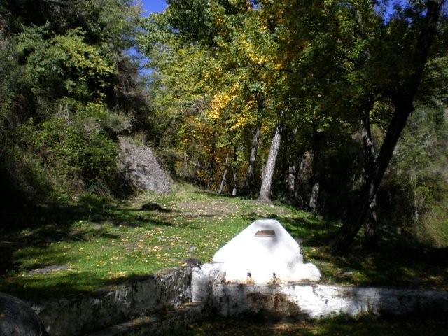 Sendero Europeo Peloponeso-Tarifa - GR 7, E 4