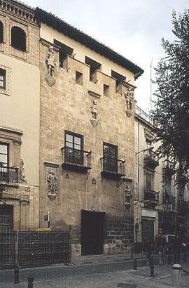 Museo Casa De Los Tiros Web Oficial De Turismo De Andalucía