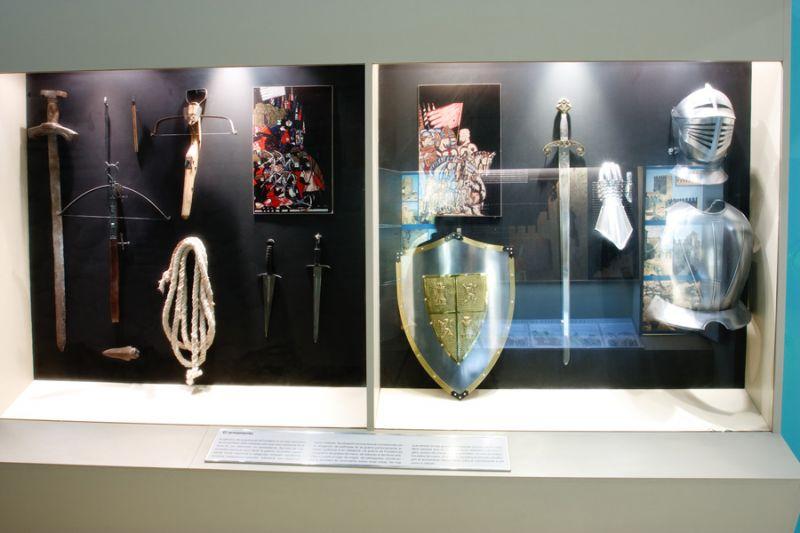 Museo La Frontera y los Castillos