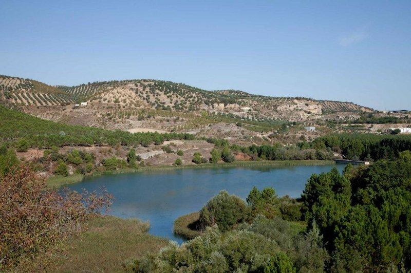Parque Natural Sierra de Tejeda, almijara y Alhama