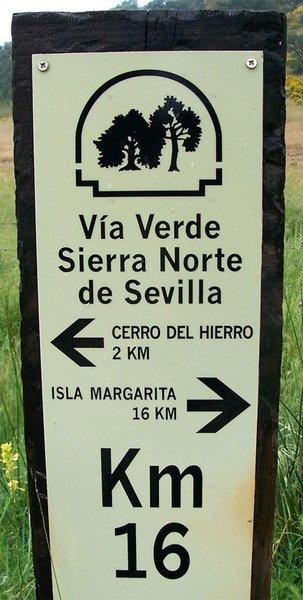 Vía Verde de la Sierra Norte