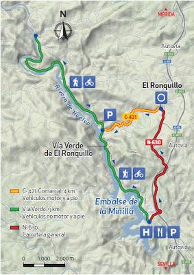 Vía Verde de El Ronquillo