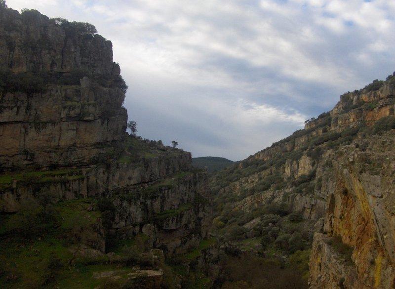 Paraje Natural Cascada de la Cimbarra