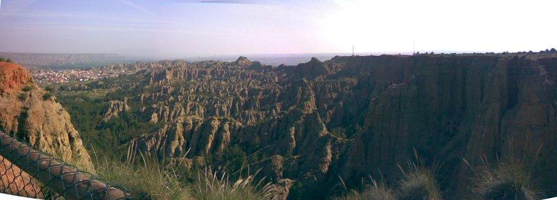 Monumento Natural Cárcavas de Marchal