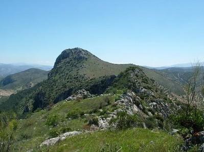 Monumento Natural Falla de la Sierra del Camorro