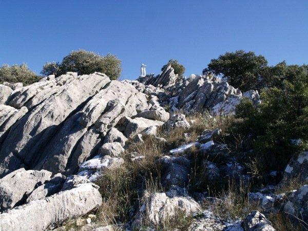 Monumento Natural Mirador Cuenca del Río Turón - Mirador del Guarda Forestal
