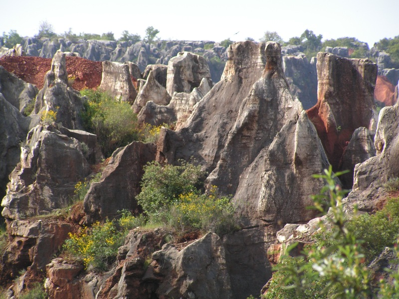 Monumento Natural Cerro del Hierro
