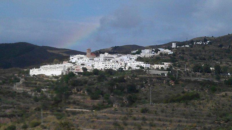 Sendero de Enix a Almería - PR-A 120