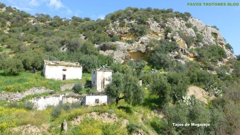 Monumento Natural Tajos de Mogarejo