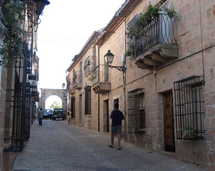 Baños de la Encina - Calle Santa María