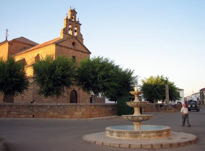 Baños de la Encina - Ermita del Llano