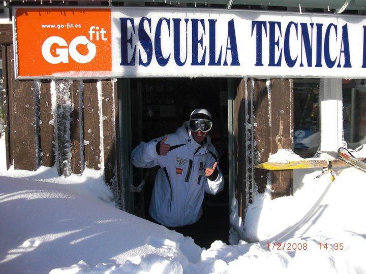 Hamelin: Escuela Técnica Ski-Snow Carlos Olmedo - Actividad  (Sierra Nevada)