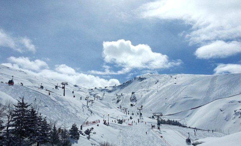 Esquí Sierra Nevada