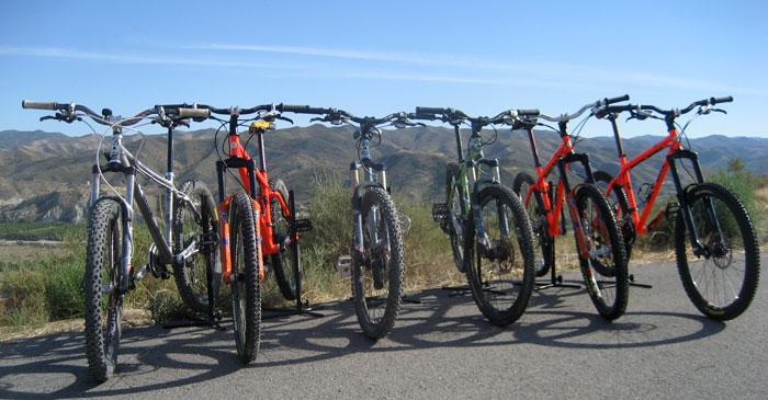 Hamelin: Mountain Biking Spain - Actividad  (Cantoria)